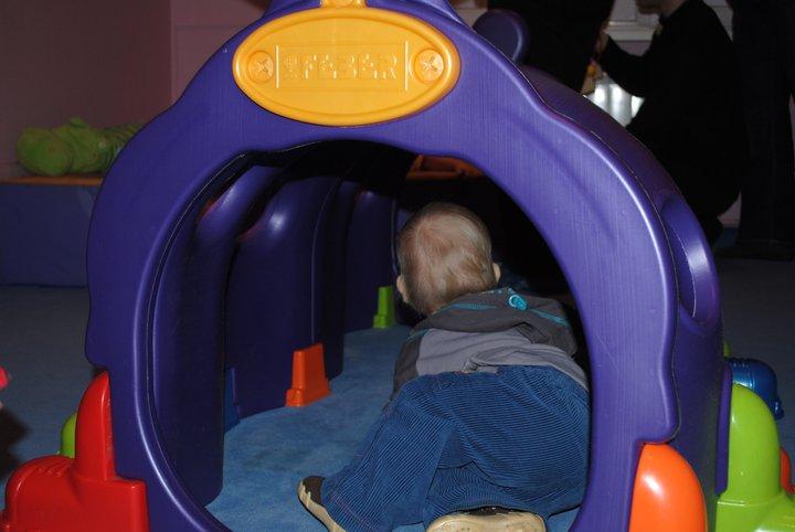 игральная комната в беби клубе