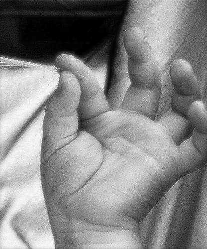 моторика рук малыша