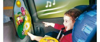 игрушки для машины