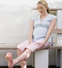 Судороги в икроножных мышцах при беременности