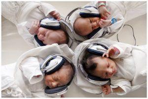 развитие слуха у малышей