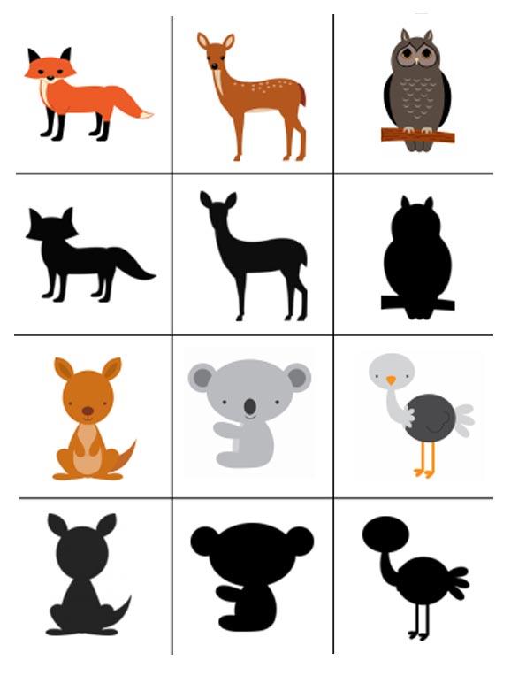 животные Африки картинки
