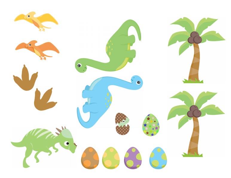 динозавры для дошкольников