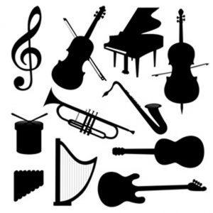 Знакомимся с музыкальными инструментами