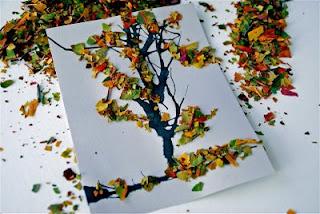 Осенние поделки для детей своими руками
