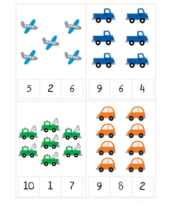 транспорт картинки для детей6