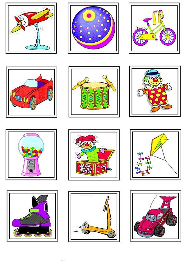 картинки детские игрушки