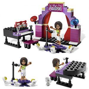 Какие самые популярные наборы Лего для девочек?