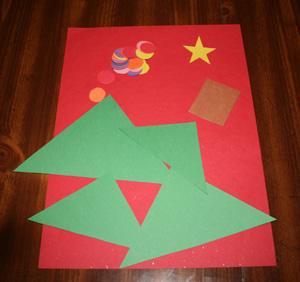 Новогодние елочки из бумаги и других подручных материалов