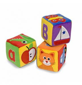 Развивающие игрушки для малышей 1 года