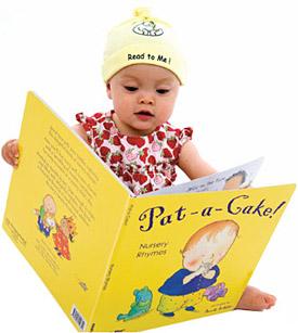 Научить ребенка читать по-английски