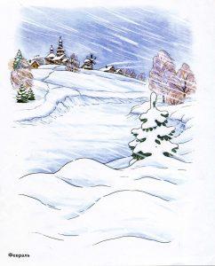 img090 242x300 Картинки зима для детей