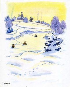 img092 242x300 Картинки зима для детей