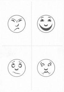Картинки детских эмоций с описаниями