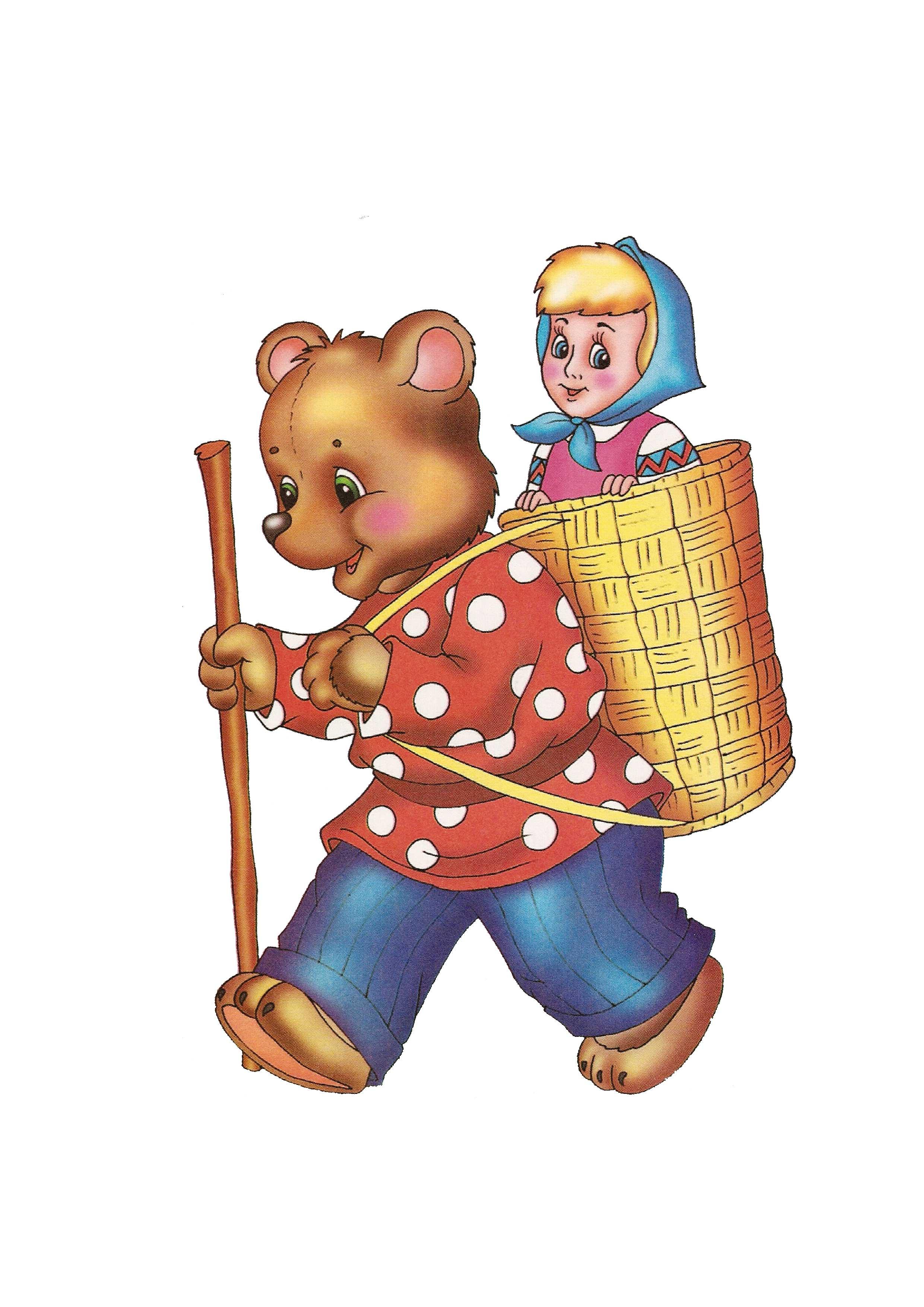 Сказочные персонажи картинки русских сказок
