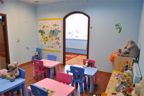 гиппогриф детский центр