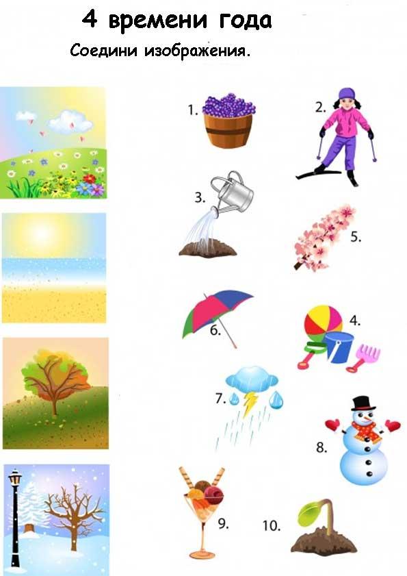 Картинки с природными явлениями зимой для малышей