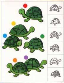 Логические цепочки для дошкольников