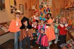 музей буратино-пиноккио на первомайской