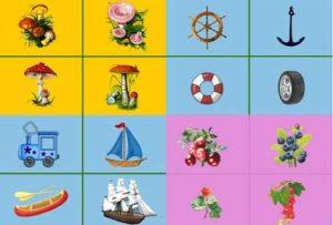 Найди 10 отличий для детей