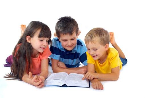 дети читают2