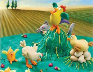 lepimzhivotnuhizplastilina2 300x232 Лепим из пластилина животных с детьми: фото, видео, игры, пошаговая инструкция