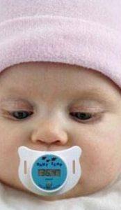 Что делать, если у новорожденного температура?