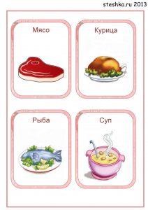 eda6 212x300 Продукты картинки для детей