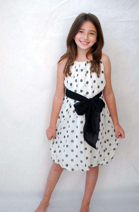 Платье для детей 9 10 лет
