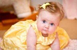 Календарь физического развития ребенка 3-4 месяцев