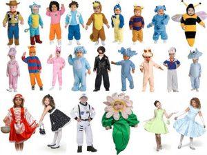 Детские новогодние костюмы своими руками для девочек и мальчиков
