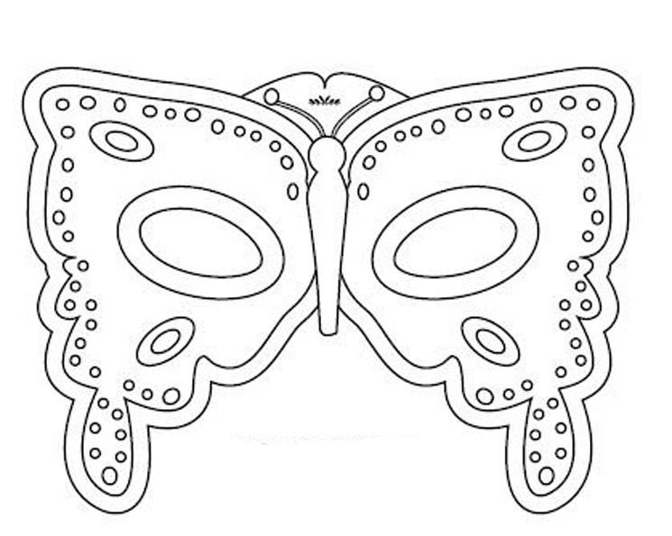 маска к новому году