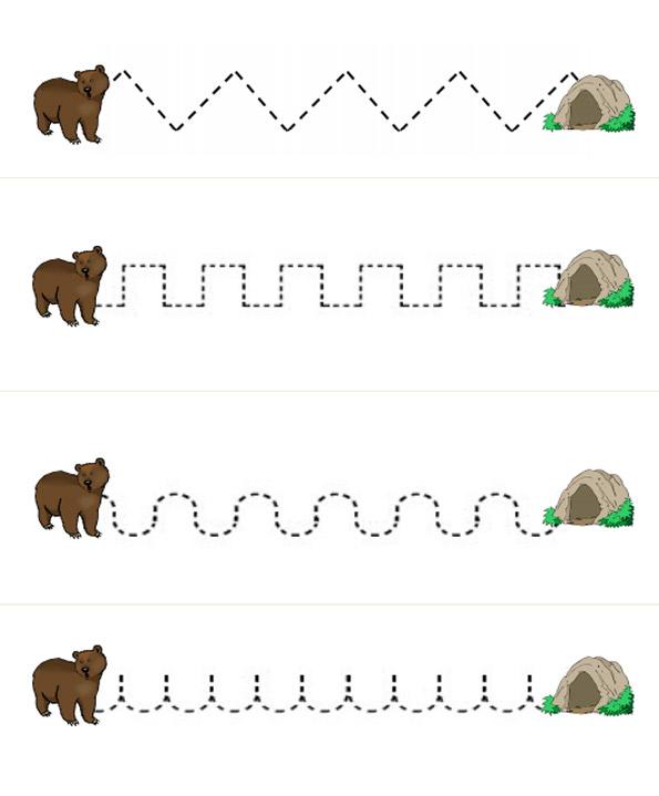 медведь впадает в спячку1