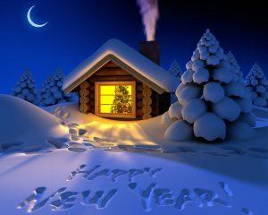 Новогодние картинки и фото к 2015 году