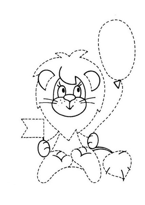 обводилка львенок
