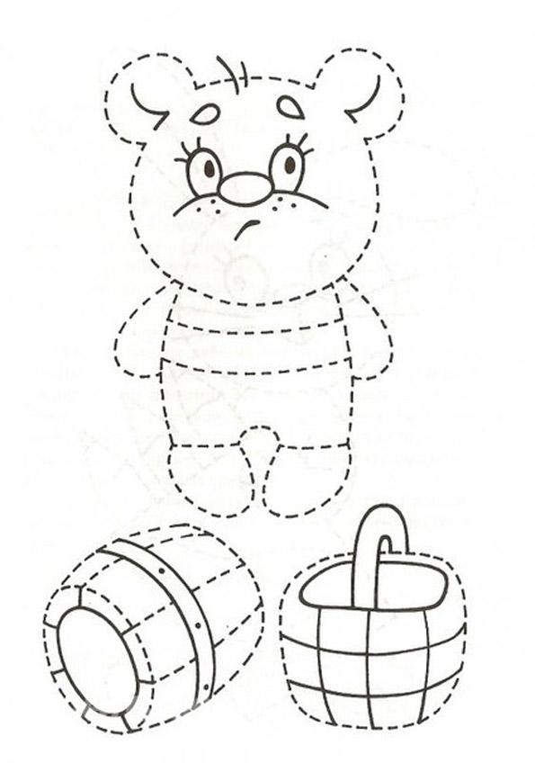 обводилка мишка