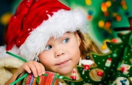 подарок ребенку на Новый год 2017