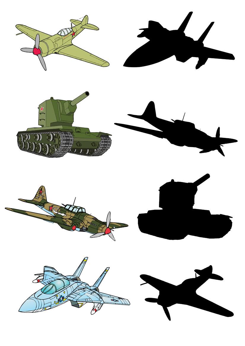 Картинки детские с военной техникой