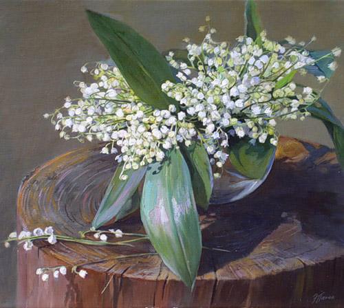 Картины русских художников о весне