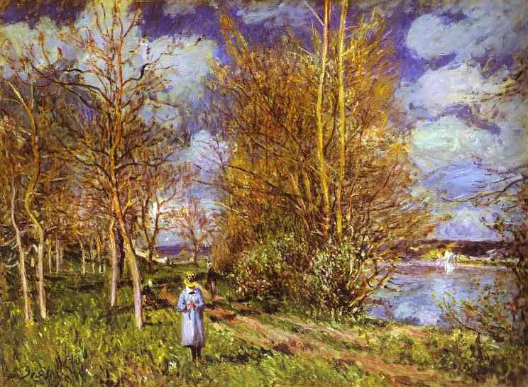 картины о весне