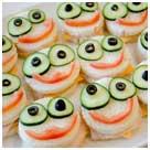 бутерброды на день рожденье