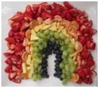 фруктовая закуска на день рожденье