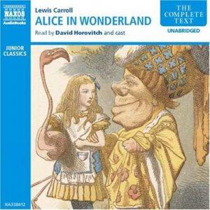 Кэрол Алиса в стране чудес