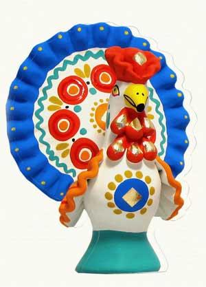знакомство с искусством рассматривание дымковских игрушек