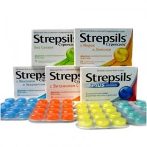 стрепсилс