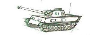 готовый танк кв1с