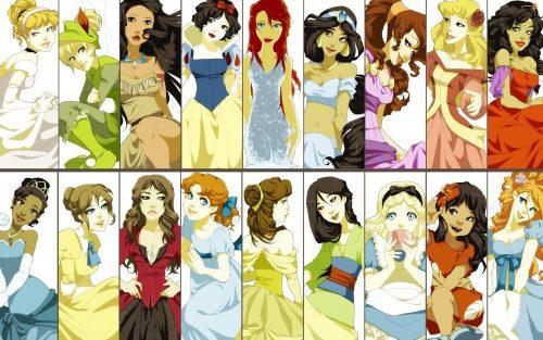 картинки принцесс