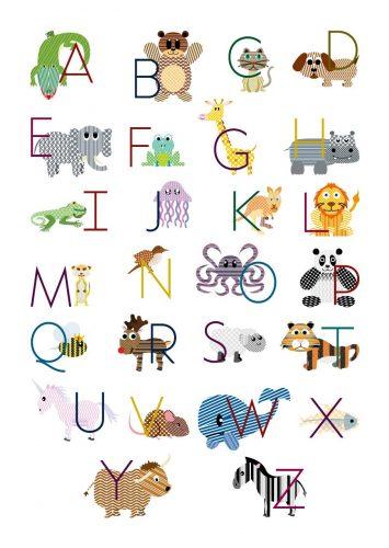 буквы в английском языке картинки