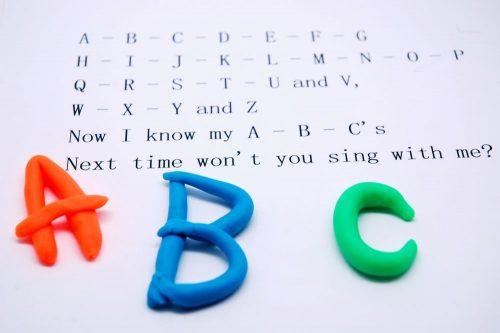 английский алфавит для детей видео