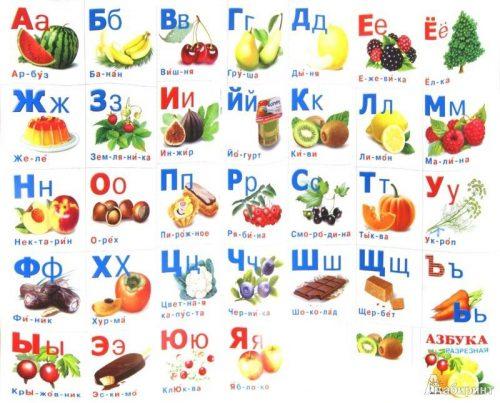 алфавит азбука
